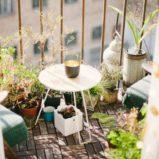 Balcone: come sfruttare al meglio lo spazio