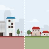 Grandi centri vs piccole città: se comprare casa in una metropoli costa il doppio o il triplo…