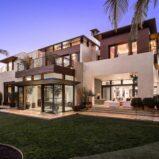 Matt Damon vende casa a Los Angeles: 1.255 mq.di lusso zen