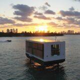 A Miami una villa da 5,5 milioni galleggia in mezzo al mare