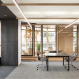 A Tokyo il progetto che ricrea una foresta in ufficio