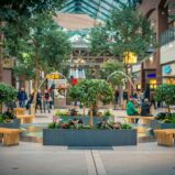 Centri commerciali e piccole attività diventano sostenibili