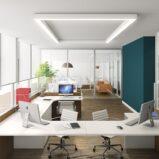 Immobili commerciali: gli uffici valgono la metà del mercato