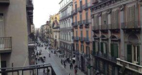 Via Toledo ad.ze Piazza Carità